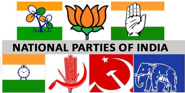 राजनीतिक दलों के चुनाव